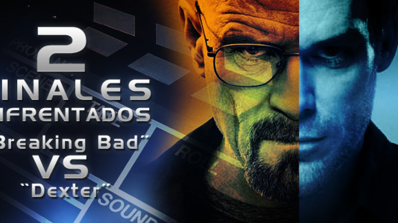 2 Finales enfrentados: Breaking Bad VS. Dexter