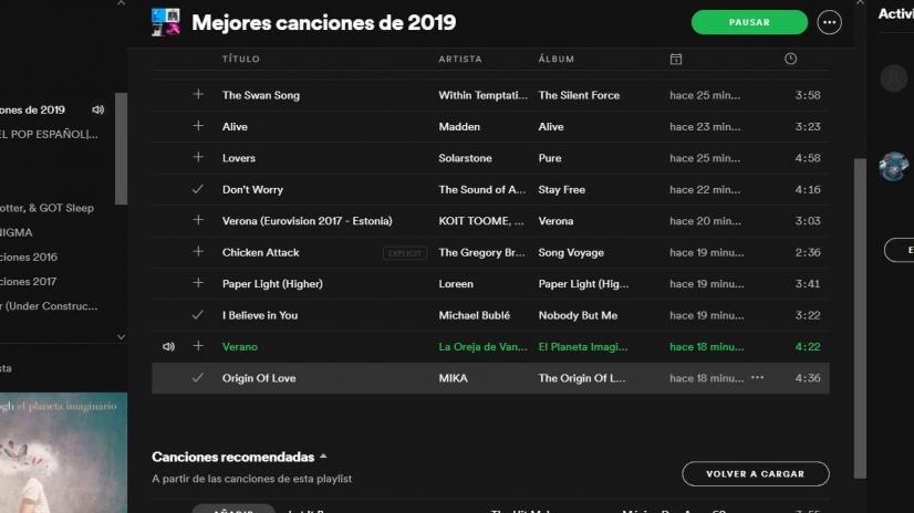 mejores canciones 2019