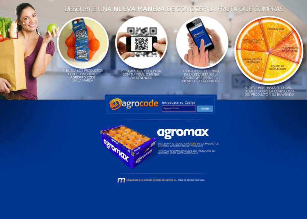 Agromax. Webs. 3