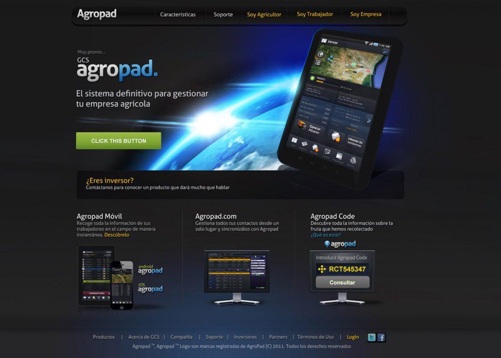 Agropad 1